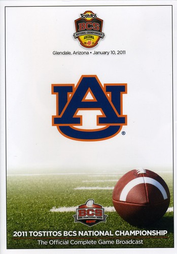 2011 Tostitos BCS National Championship: Oregon vs. Auburn