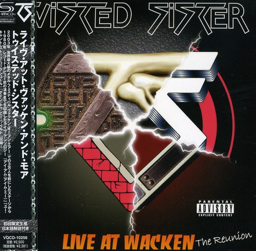 Live at Wacken-Reunion [Import]