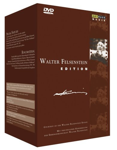 Walter Felsenstein Edition /  Various