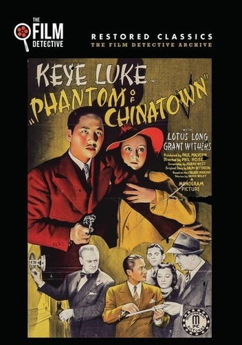 Phantom of Chinatown (Mr. Wong)