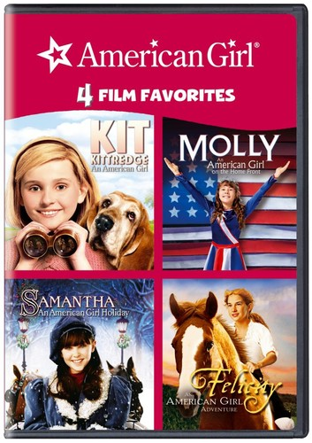 4 Kid Favorites: American Girl