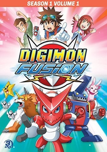 Digimon Fusion: Season 1 - Vol 1