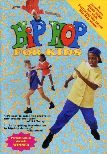 Vol. 1-Hip Hop for Kids