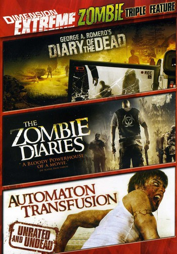 Diary Of The Dead/ Zombie Diaries/ Automaton Transfu