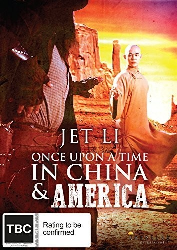 Once Upon a Time in China & America [Import]