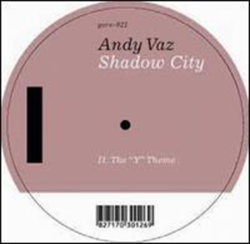 Vaz, Andy : Shadow City