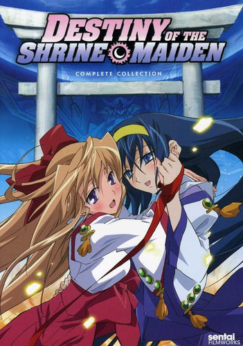 Destiny of the Shrine Maiden: Complete Collection