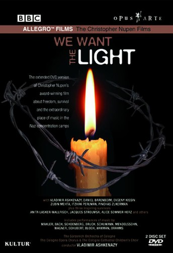 We Want The Light [2 Discs] [Subtitled]
