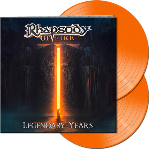 Legendary Years (orange Vinyl)