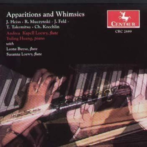 Apparitions for Flute & Piano
