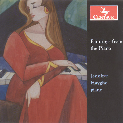 Painting from the Piano