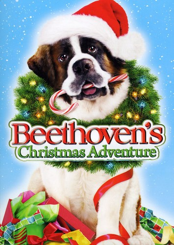 Beethoven's Christmas Adventure [Widescreen] [Slip Sleeve]