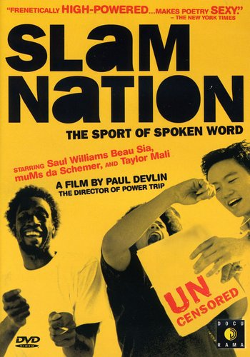 Slam Nation: The Sport of Spoken Word