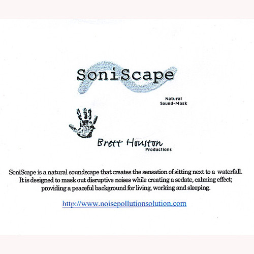 Soniscape Natural Sound Noise-Mask