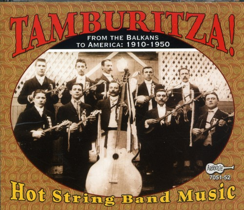 Tamburtiza: Hot String Band Music /  Various