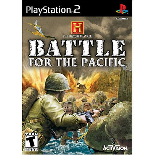 History Channel: Battle for the Pacific for PlayStation 2