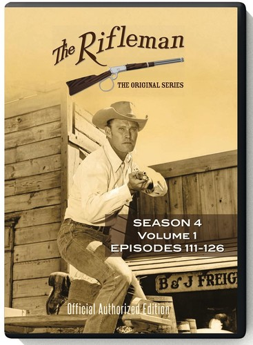 The Rifleman: Season 4 Volume 1