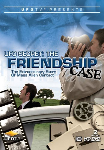 UFO Secret: Friendship Case Extraordinary Story of