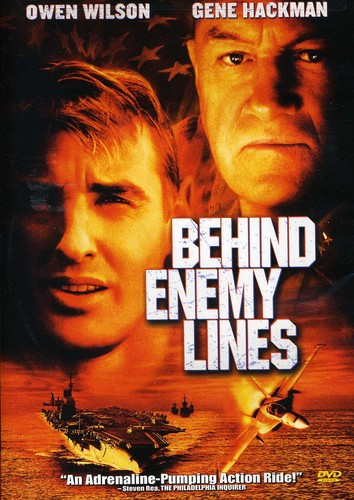 Behind Enemy Lines [English/ Spanish] [Sensormatic] [Widescreen]