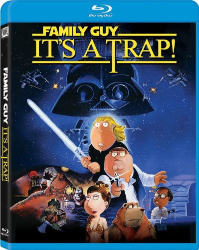 Family Guy: It's A Trap! [Widescreen]