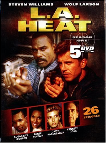L.A. Heat: Season 1 [5 DVD Digipak + Sleeve 26 Episodes]