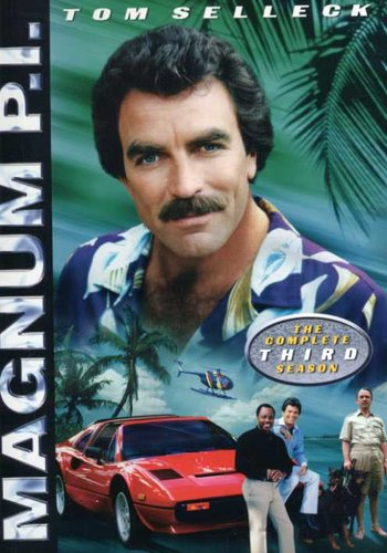 Magnum Pi: The Complete Third Season