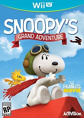 Snoopy's Grand Adventure for Nintendo Wii U