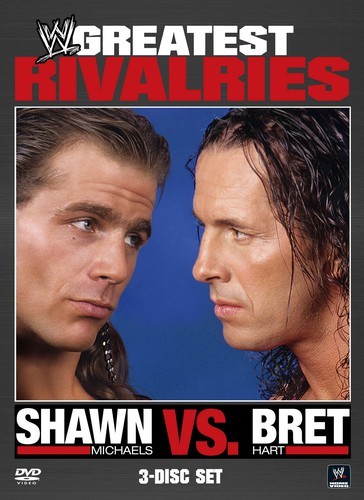 Shawn Michaels Vs Bret Hart