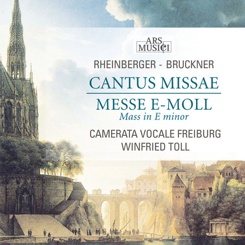 Cantus Missae; Mass in E minor
