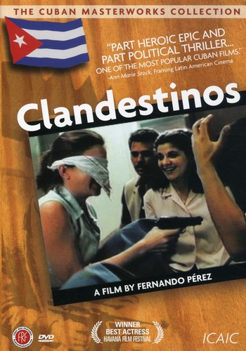 Clandestinos [Subtitles][Color][WS]