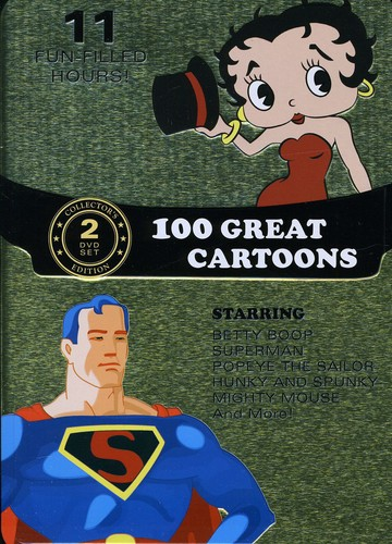 100 Great Cartoons