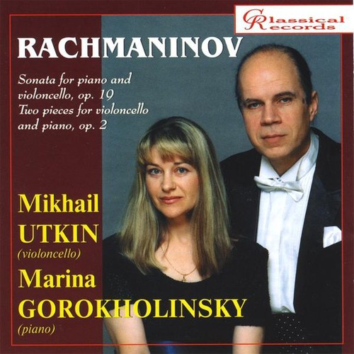 Rachmaninov-Pieces for Cello & Piano