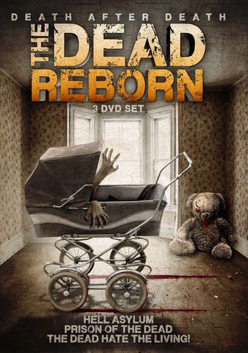 The Dead Reborn: 3 DVD Set