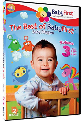 BabyFirst: The Best of BabyFirst: Baby Playpen: Volume 3