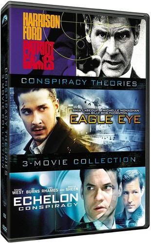 Conspiracy Theories: 3-Movie Collection