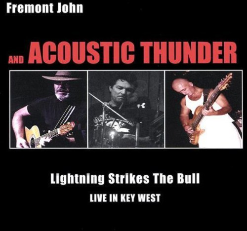 Lightning Strikes the Bull-Live in Key West
