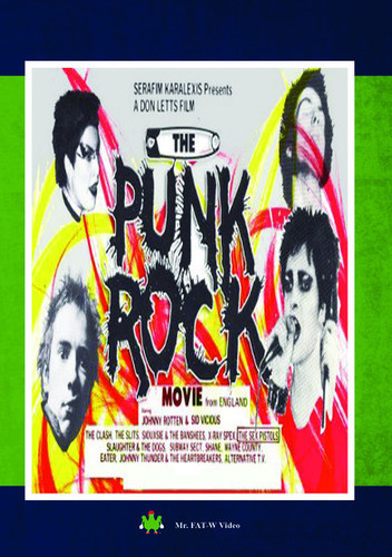 The Punk Rock Movie From England