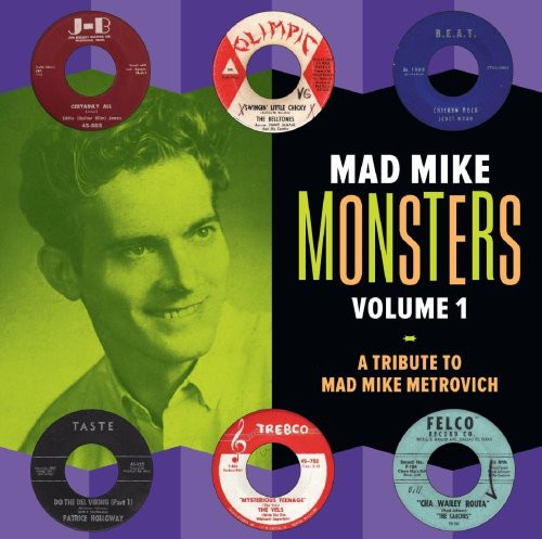 Mad Mikes Monsters, Vol. 1