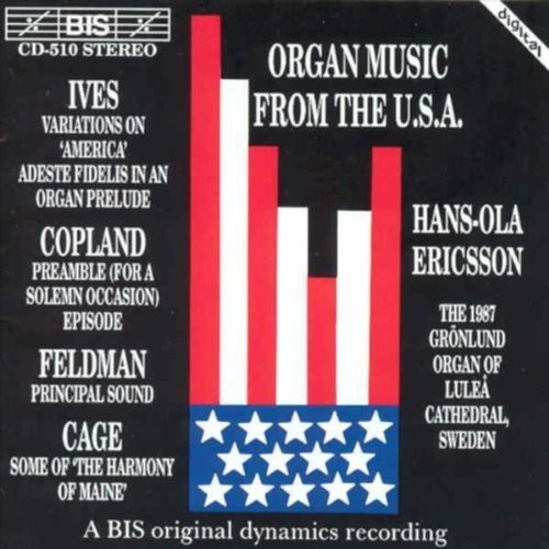 Organ Music from the U.S.A. /  Various