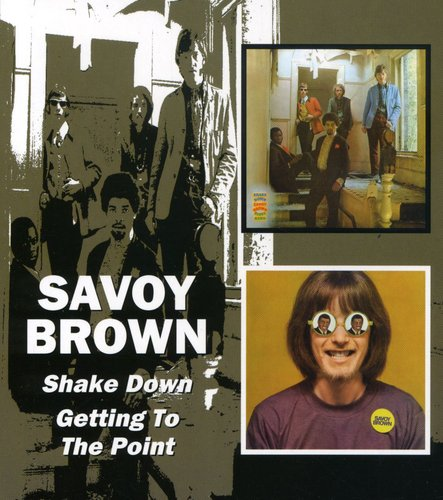 Shake Down/ Getting To The Point [Import]