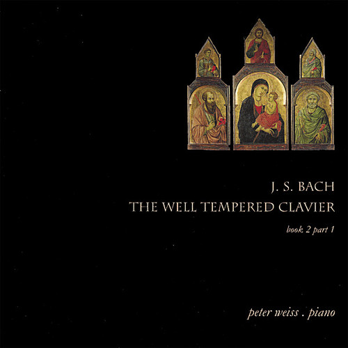 Well Tempered Clavier Book 2 PT. 1
