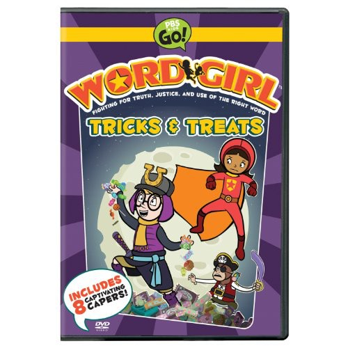 WordGirl: Tricks and Treats [Widescreen]