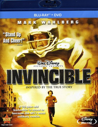 Invincible [2006] [Blu-ray/ DVD Combo]