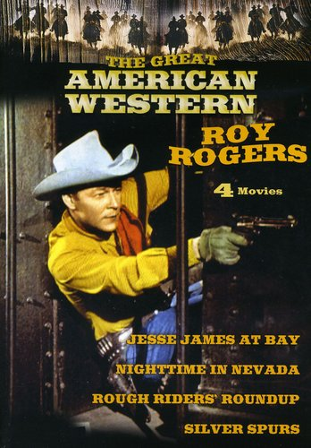 The Great American Western: Volume 25: Roy Rogers