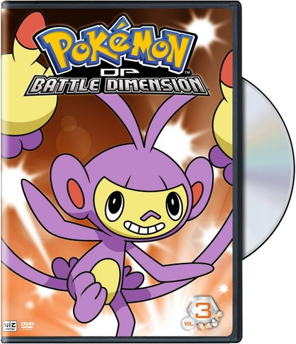 Pokémon: Diamond and Pearl: Battle Dimension: Volume 3