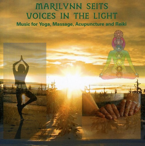 Voices in the Light: Music for Yoga Massage Acupun