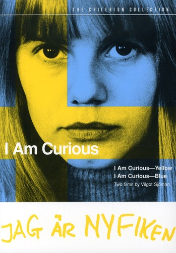 Criterion Collection: I Am Curious [2 Pack] [B&W] [Subtitled] [Documentary] [Yellow and Blue]