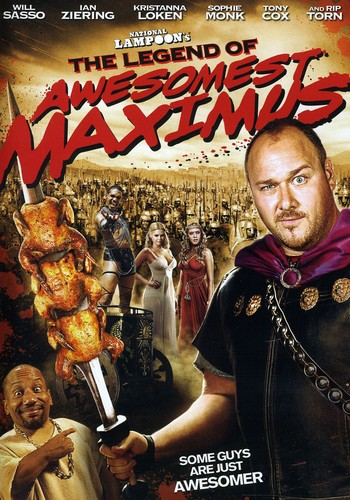 National Lampoon's The Legend Of Awesomest Maximus [WS]