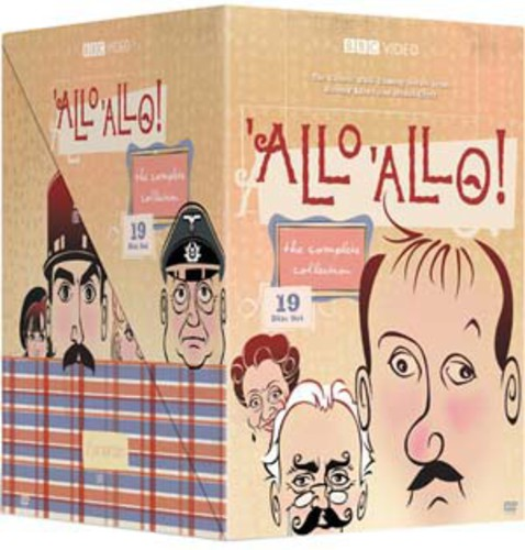 Allo 'Allo!: The Complete Collection