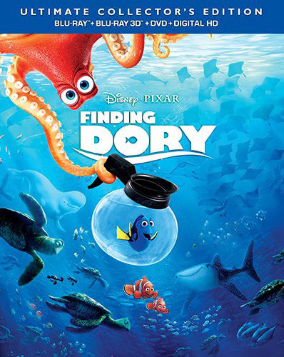 Finding Dory (Ultimate Collector's Edition)